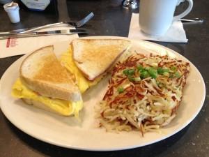 Rickys breakfast club